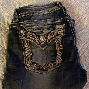 Miss Me Boot Cut Size 29 Jeans